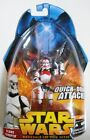 STAR WARS SHOCK TROOPER QUICK-DRAW ATTACK REVENGE OF THE SITH ROTS MISB new