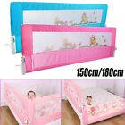 150/180cm Child Kid Bed Rail Protection Bed Safety Guard infant Folding Bedrail