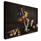 Female Mad Hatter / Clown Canvas wall Art prints high quality great value