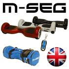 M-SEG Smart Glider 2 Wheel Self Balancing Hoverboard Scooter Hover Board