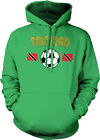 Trinidad and Tobago National Soccer Team The Soca Warriors Hoodie Pullover