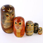 Buddha Ganesh or Cat Russian  stacking doll trinket jewlery boxes  Unique Gift