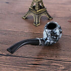 New Fashion Stone Style Tobacco Cigarette Cigar Pipes Smoking Pipe Durable Gift