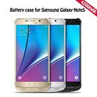 4200mAh External Battery Backup Charger Power Case For Samsung Galaxy Note 5