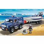Playmobil Police Truck and Speedboat (5187)