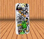 Wrapped Sally And Jack Nightmare Before Chrismas for iPhone And Samsung Case