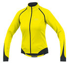 Gore Phantom Jacket Bike Wear Cycling Women High Visibility Water Resistant Soft