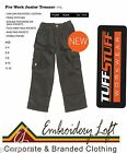 TUFFSTUFF Children's kids Cargo Trousers With Holster Pockets. PRICED TO CLEAR!!