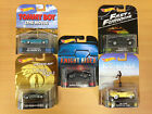 Hot Wheels Retro Series D Diecast Vehicle Set Movie and TV - Choose Your Own £13.99 GBP