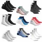 Adidas Socks Socks Trainer Socks Sports Socks Casual Socks 3 Pairs