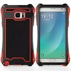 Luxury Aluminum Metal Gorilla Glass Shockproof Case For Samsung Galaxy Note 5