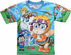 T-shirt Top Arale Norimaki Dr Slump Manga Japan - New - Sizes 3 to 8 Years Old