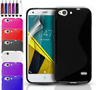 ULTRA THIN SILICONE GEL CASE COVER FOR VARIOUS PHONES & FREE SCREEN PROTECTOR