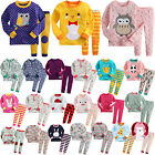 """G.50 Style"" Vaenait Baby Kids Toddler Girls Long Clothes Pyjama Set 12M-7T"
