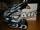 S M L XL New Airoh CR 901 Linear Black Helmet/Oakley Goggles Motocross Enduro