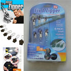 Fix A Zipper Universal Zipper 6 pack Zip Rescue Instant Repair Kit As Seen On TV