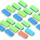 Magnetic Dry-Wipe Whiteboard Marker Cleaner Eraser for School Office Colorful
