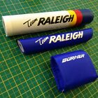 Team Raleigh Burner Old School BMX Padset *Multiple Choice*