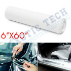 "6"" x 60"" Car Clear Door Sill Edge Paint Protection Scratches Vinyl film Sheet"