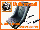 Classic Clubman Bucket Sports Seat Ideal For Classic Cars