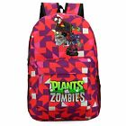 Pirate Zombie Plants vs Zombies Backpack School Bag Boys Girls Green Blue Red