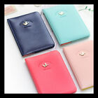 Faux Leather Passport Holder Case Cover - Shinzi Katoh Soft Passport Case