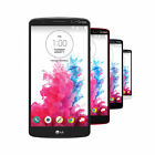 LG VS985 G3 32GB Verizon Wireless 4G LTE Android Smartphone Black Red White