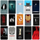 Minimalist Movie Posters Flip Case Cover for Samsung Galaxy S - T86