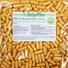 Vegetarian Co Enzyme Q10 300mg High Strength CoQ10 Capsules UK Made by NaturPlus £7.49 GBP on eBay