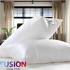 Luxury Goose Feather And Down Pillows, Comfortable Hotel Quality 2, 4 And 6 Pack