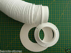 4m Tumble Dryer Hose Kit with Stick on Adaptor