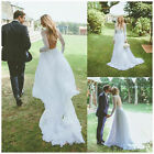 Long Sleeves Fashion Open Back Weeding Dress Formal Bridal Gowns 2017 New