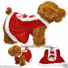 Pet Cat Dog Puppy Sweater Costume Jumper Coat Jacket Wrap Jumpsuit Dress Clothes