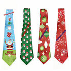 CHRISTMAS MUSCIAL TIES NOVELTY FANCY SINGING PARTY