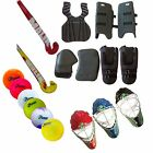 "Malik Field Hockey""Goalie Equipment"" Brand New,6 Pieces Set"