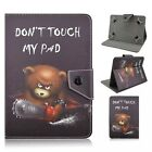 """HOT Universal Leather Case Cover For 10.1"""" RCA 10 Viking Pro Android 5.0 Tablet"""