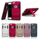 New Armor Iron Man Style Dual Layer Rugged Phone Case For iphone 6/6s ,6/6s Plus