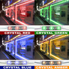 Crystal Vision Korean Store front Window LED Light Kit Multi Color Pre-installed