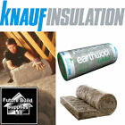 Knauf Earthwool Loft Roll Insulation 44 Combi Cut Various Sizes