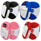 Leather Hook and Jab Boxing Focus Pads MMA Grappling Gloves Pads Round
