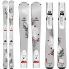 Rossignol Temptation 82 Skis + Saphir 110 Bindings