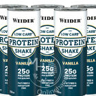 Weider BodyShaper Low Carb* (6,83€/L) Protein Shake 24x 250ml #AKTION im AUGUST