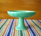Vintage Fiesta GREEN SWEETS Compote ~
