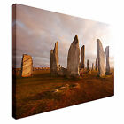 Scotland Vintage Stones Canvas wall Art prints high quality great value