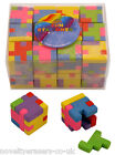 Novelty Eraser/Rubber- Cube Puzzle Eraser -Great Party Bag Gift!