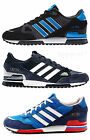 Adidas ZX 750 Mens Originals Trainers Navy Royal Black Trainer Shoe
