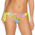 Prima Donna Swim Pool Party Bikini Slip 4002353 yellow sunshine / bunt
