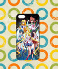 Sailor Moon Crystal Anime Space Case For iPhone iPad Samsung Galaxy Cover 412