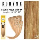 bohyme clip in hair extensions - Bohyme 7 Piece Clip-in Hair Extension Color 27