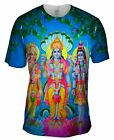 "Yizzam - Indian Art - ""Hindu Gods and Goddesses""-  New Men Unisex Tee Shirt"